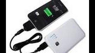 як зробити портативну зарядку для телефону своїми руками