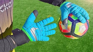 These Nike Goalkeeper Gloves are actually Banned by UEFA..