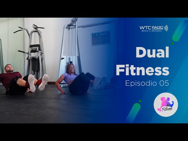 Dual Fitness | Jumping, Push Up, Lumbares | Episodio 05