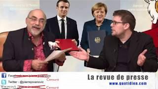 P. Jovanovic - PY. Rougeyron - La revue de presse (janvier-février 2019)