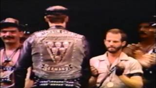 Clips from International Mr. Leather 1987