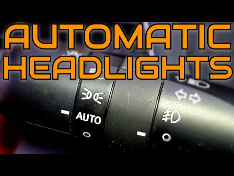 How Automatic Headlights