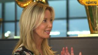Jeanie Buss on the Lakers New Home