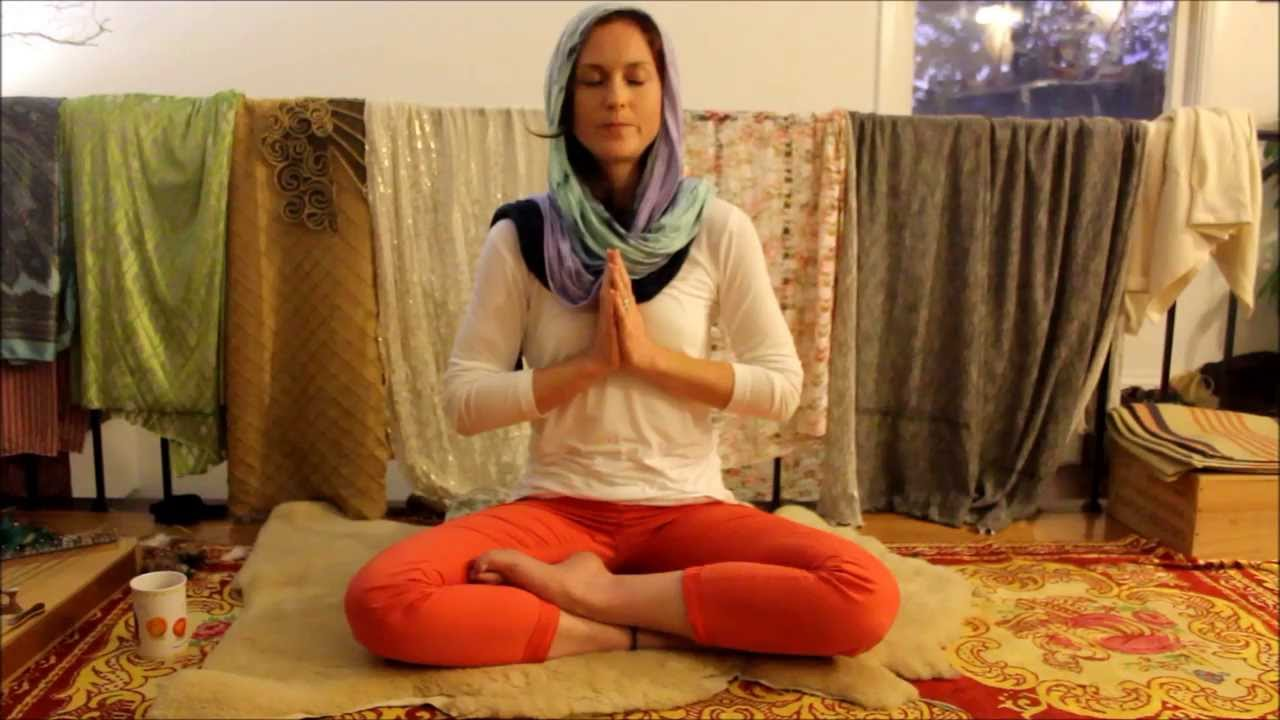 Kundalini Yoga Tune In Ong Namo Guru Dev Namo Youtube