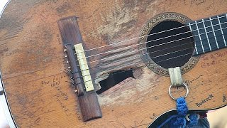 Simple 4 Chord Fingerpicking Lesson On Classical Guitar By Request Scott Grove