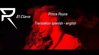 Prince Royce - El Clavo -1st video in english and spanish - ly…