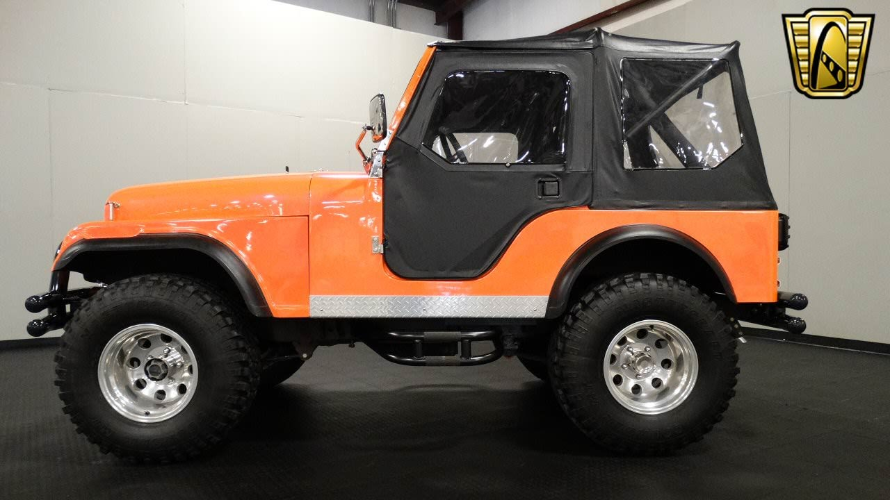 1979 Jeep CJ5 - Louisville Showroom - Stock # 1071 - YouTube