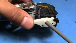 TWB #9 - Single Disc Clarion CD Mechanism Repair