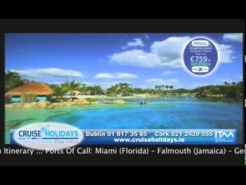 Tour America - Cruise Holidays TV Show 4 - April 2011