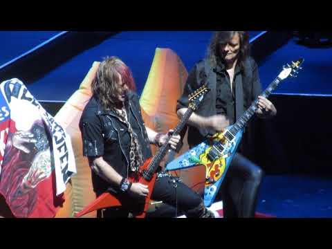 Helloween -  Keeper of the Seven Keys (Live Santiago de Chile Pumpkins United Tour 2017)