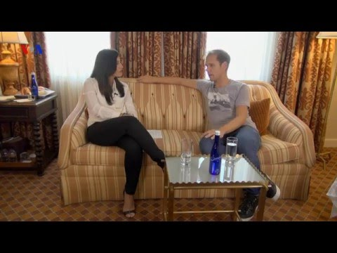 Sama Dizayee Interviews Armin van Buuren on Embrace - Voice of America