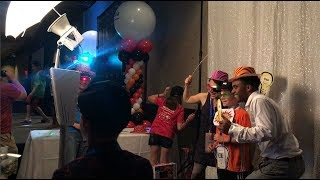 Here We Glow Dance, Dinner & Prizes | NICEE 2018 Invention Convention Vlog Part 7 @ Edward Hotel