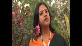 Dibaso Rajani Ami Jeno Kar Ashay Ashay Thaki - Rabindra Sangeet - Chaiti Majumdar