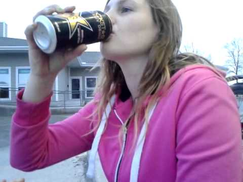 Rockstar energy drink first time trial and reconmendation