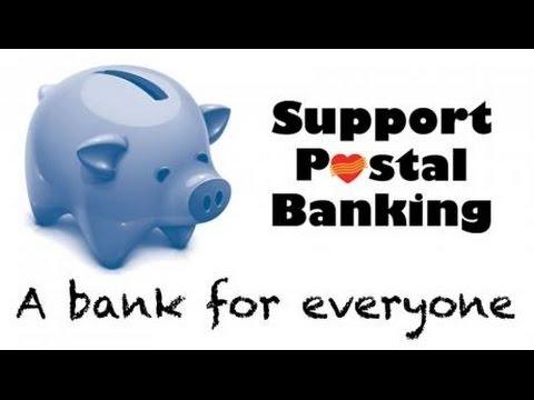 Postal Banking : Not your Predatory Lender