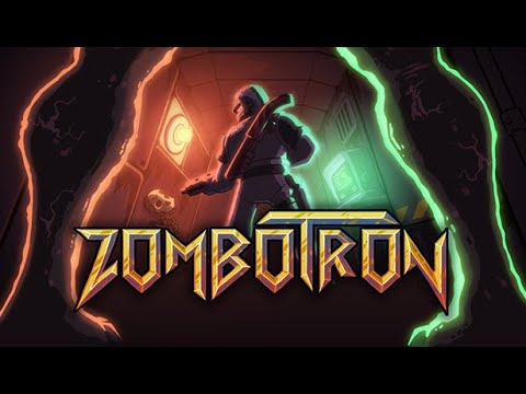 Zombotron   level 1 played by game player |