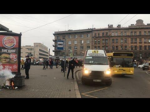"""Горящая Мусорка!"" Автобус МАЗ-103.465"