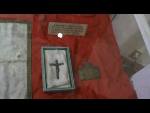 Nagasaki: St Maximillian Kolbe Museum part 3