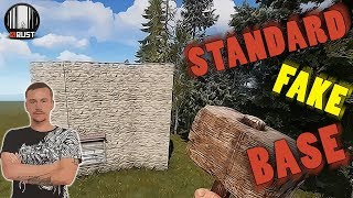 Rust Building - Standard FAKE Base