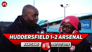 Download Video Huddersfield 1-2 Arsenal | Hopefully Man City Can Do Us A Favour & Beat Chelsea! (Ty) MP3 3GP MP4