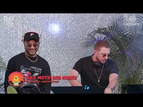 Wax Motif b2b Noizu for Day Trip Livestream (September 5, 2020)