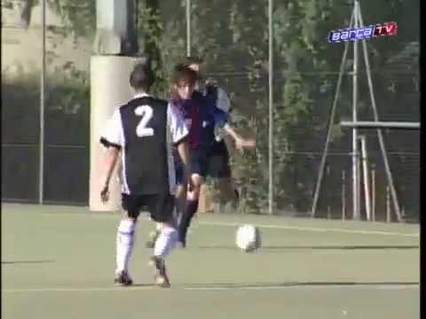 Lionel Messi aos 14 anos - Um talento único thumbnail