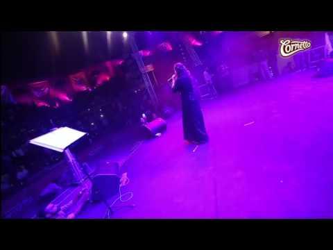 Desa Da Raja the latest duet by Q & Komal Rizvi exclusively performed at #CornettoPopRock Lahore