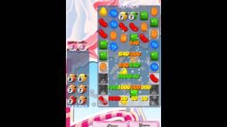 Candy Crush Saga Level 499 iPhone No Boosts