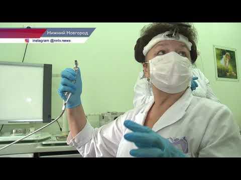 Завершен ремонт детской поликлиники больницы №40 в Нижнем Новгороде