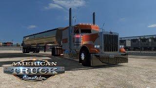 American Trucking Simulator | Peterbilt 389 TAM v3.1 Quick Trip!