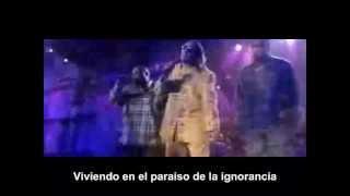 Coolio-Gangsta Paradise(Ft L.V & Stevie Wonder)Live subtitulado español