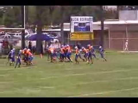 2007 Klein Jr Broncos Boyd EP over Safety