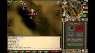 Twist Trip PK Video One - Risks, maxed pure pking, 20m+ downed.