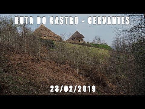 Ruta do Castro. Cervantes  - 23 febreiro 2019 - Roteiros Galegos