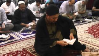 Dua e Kumail Part 1 recited by Maulana Syed Jan Ali Shah Kazmi (Hong Kong 10 March 2013)
