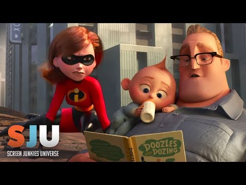 Let's Talk About That Incredibles 2 Trailer! - SJU