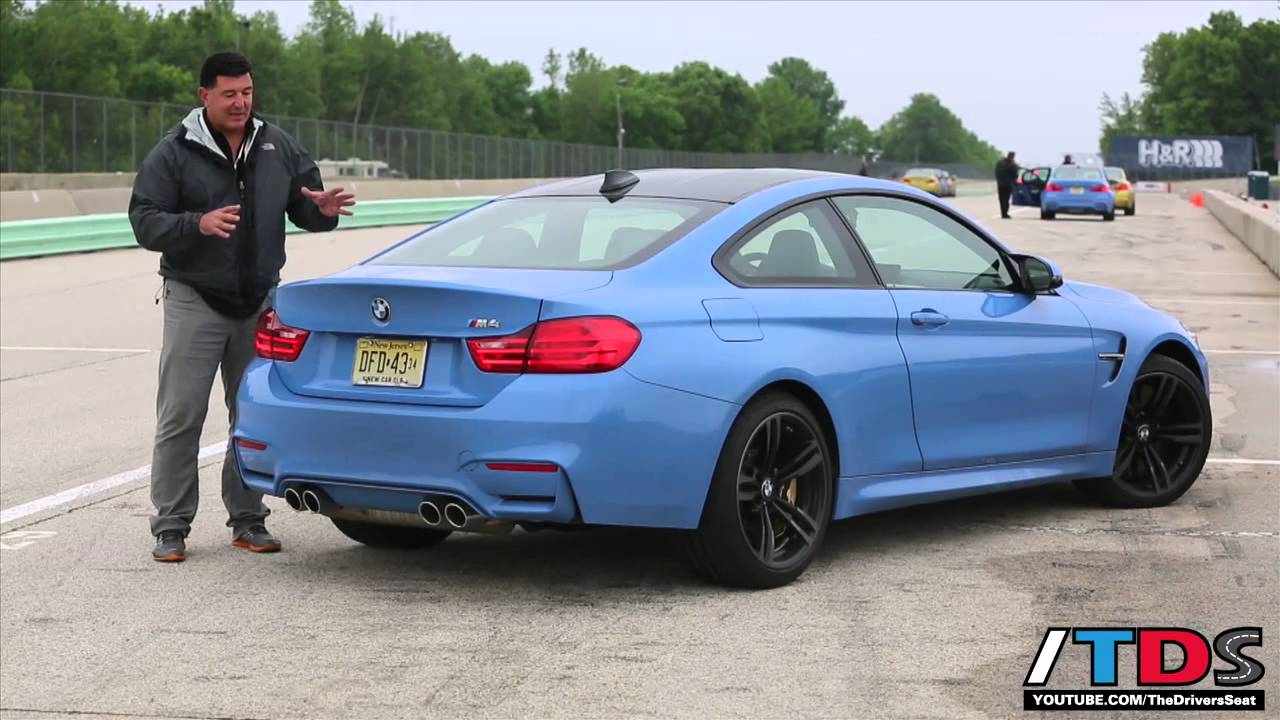 FIRST DRIVE! 2015 BMW M3 & M4 - YouTube