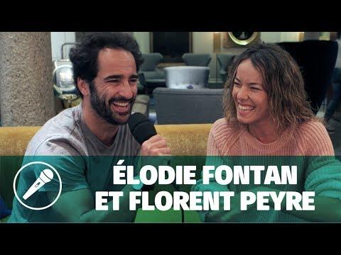 Élodie Fontan et Florent Peyre nous parlent de Mission Pays Basque !
