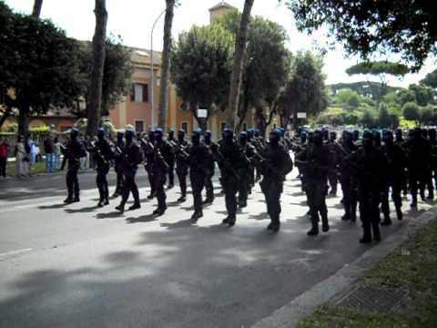 PARATA MILITARE 2 GIUGNO 2011 - FESTA DELLA REPUBBLICA - NOCS