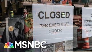The Post-Coronavirus Economy: Is Abnormal The New Normal? | The 11th Hour | MSNBC