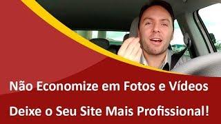Como Deixar Seu Site Mais Profissional - Criação de Sites em São Bento do Sul - Samuca Webdesign