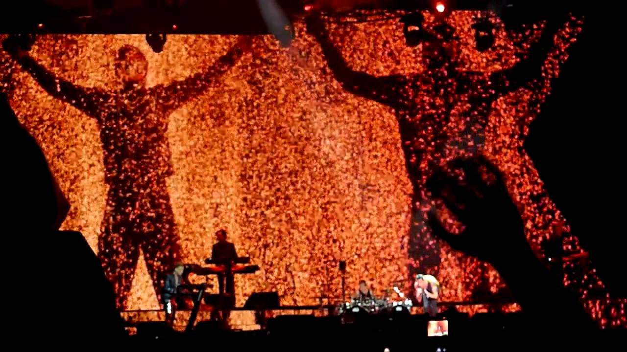 Depeche Mode Live In Athens 2013 You Should Be Higher Youtube