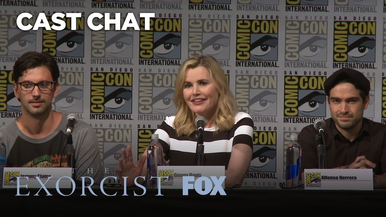 Download Comic-Con Panel Highlights | Season 1 | THE EXORCIST