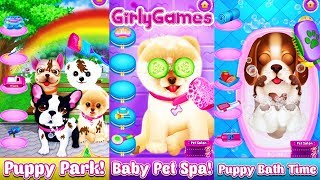 MY PET SALON MAKEOVER! Girls caring games| Makeover games| App games