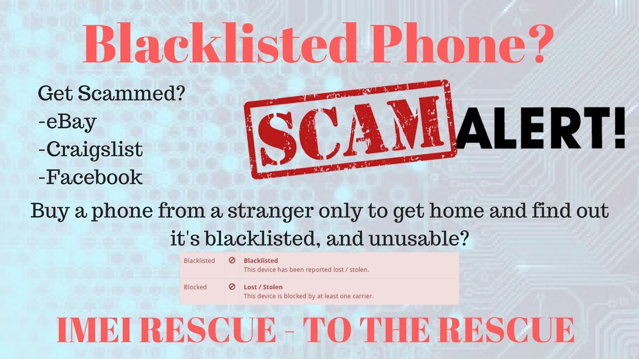 how to fix bad imei t mobile