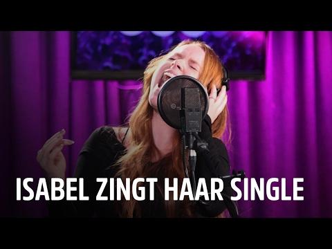 Isabel Provoost - Nothing    live bij Evers Staat Op