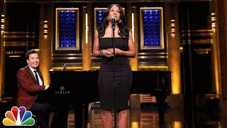Audra McDonald Sings Yahoo! Answers: Where in the World Is Carmen Sandiego