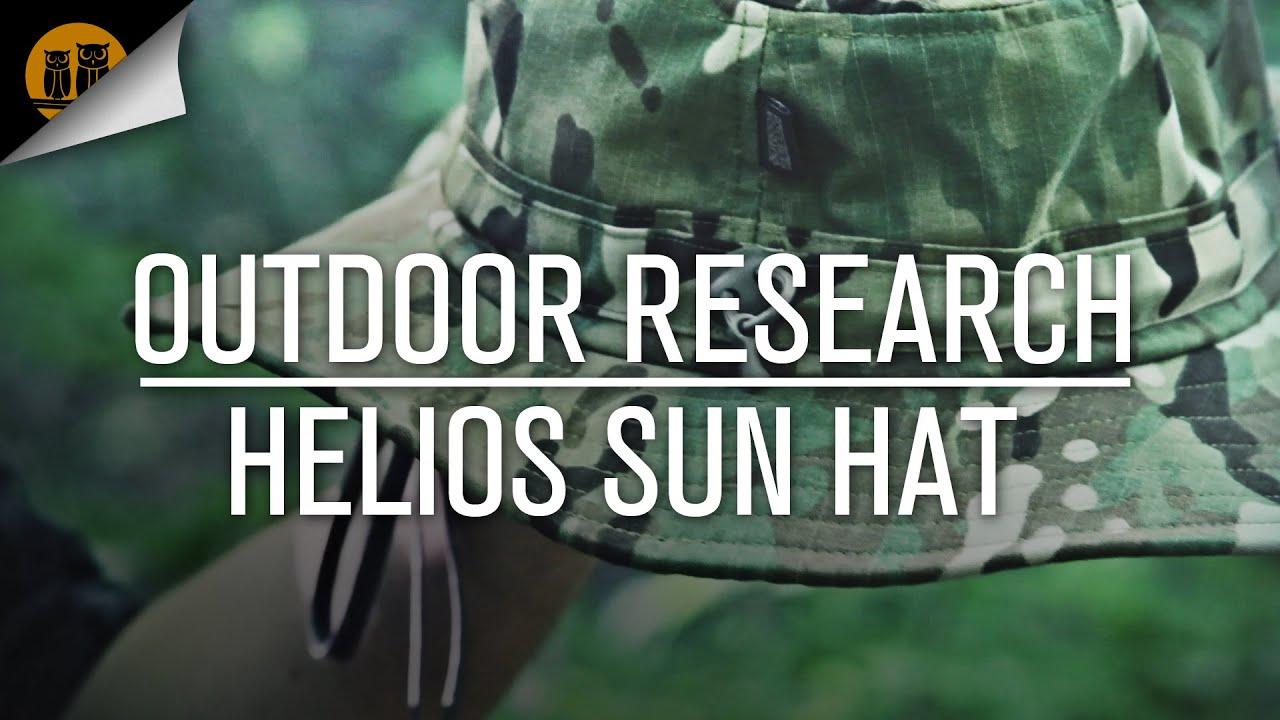 Outdoor Research Multicam Helios Sun Hat  38ea0d044d1