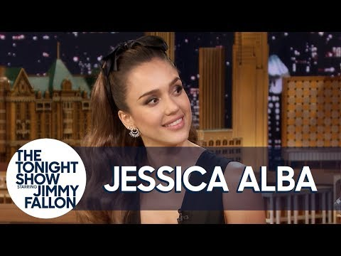 da8907456 Jessica Alba Declares Son the Cutest of Her Kids, While Daughter Honor  Lives for Drama