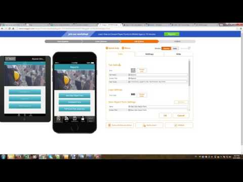 Workshop: Create any construction app in under 20 minutes